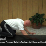 Bear Squat045 150x150 Body Weight Exercises   A Complete List