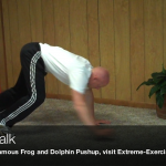 Bear Walk060 150x150 Body Weight Exercises   A Complete List