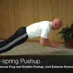 Bouncy spring Pushup061 150x150 Body Weight Exercises   A Complete List