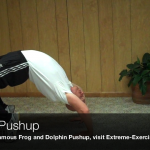 Bridge Pushup040 150x150 Body Weight Exercises   A Complete List