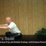 Catchers Squat054 150x150 Body Weight Exercises   A Complete List