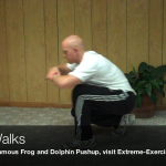Duck Walks068 150x150 Body Weight Exercises   A Complete List