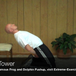 Falling Tower072 150x150 Body Weight Exercises   A Complete List
