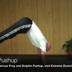 Horse Pushup090 150x150 Body Weight Exercises   A Complete List