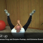 Horse Sit up037 150x150 Body Weight Exercises   A Complete List