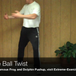 Invisible Ball Twist044 150x150 Body Weight Exercises   A Complete List