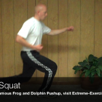 Karate Squat057 150x150 Body Weight Exercises   A Complete List