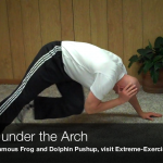 Kissing under the Arch035 150x150 Body Weight Exercises   A Complete List