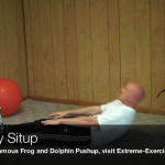 Mummy Situp041 150x150 Body Weight Exercises   A Complete List