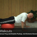 Rolling Walkouts052 150x150 Body Weight Exercises   A Complete List