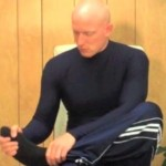 Seated Ankle Circles 150x150 List of Stretches and Routines