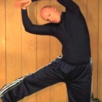 Side Bend with Leg Out 150x150 List of Stretches and Routines