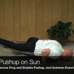 Spider Pushup on Sun054 150x150 Body Weight Exercises   A Complete List