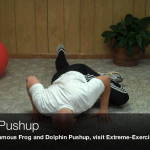 Spider Pushup053 150x150 Body Weight Exercises   A Complete List
