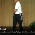 Tai Chi Twist048 150x150 Body Weight Exercises   A Complete List
