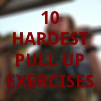 hardest pull up exercises