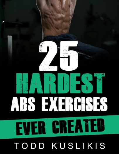 25 hardest ab exercises cover