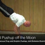 inverted push off the moon