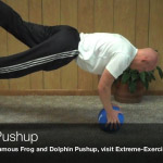 Moon Pushup