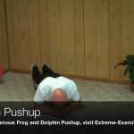 no arm pushup