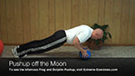 pushup off the moon