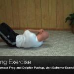 shrimping exercise