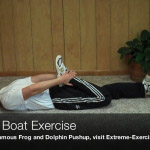 sinking boat exercise