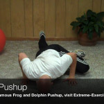 spider pushup