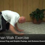 spiderman walk