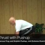 squat thrust with pushups