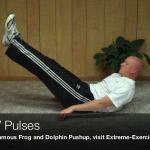 static v pulses