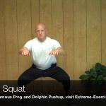 sunken squat