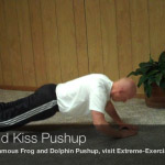 diamond kiss pushup