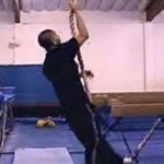 One Handed Rope Climb 150x150 Top 100 Hardest Body Weight Exercises Of All Time & How You Can Master Each Of Them
