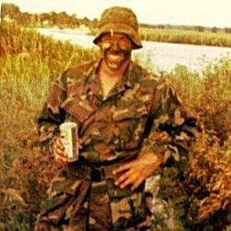 Navy Seal Roger Guerra