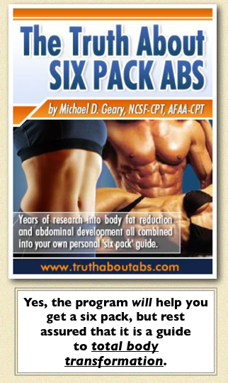 Picture 9 3 Simple Truths You Can Immediately Use To Get Six Pack Abs & A Rock Hard Body: An Easy To Follow Guide & My Personal Commitment To You