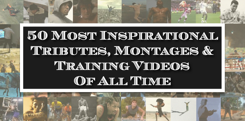 Picture 310 Impossible Is Nothing: An Epic Collection Of The 50 Most Inspirational Tributes, Montages & Training Videos Of All Time