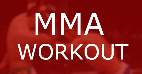 The Ultimate 30 Min MMA Conditioning Workout