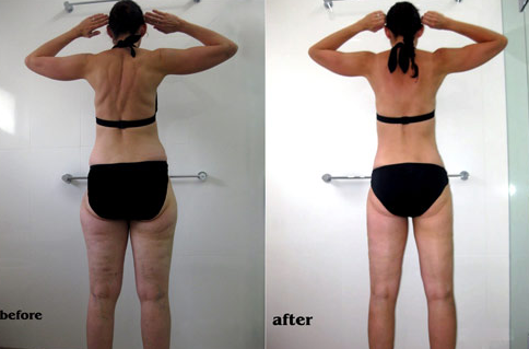 Deb Before After - Body Weight And Calisthenics Exercises & Workouts