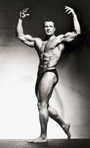 old school bodyweight master John Grimek