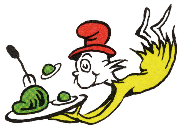 Dr Seuss Quotes Green Eggs And Ham Dr. seuss's secret green eggs