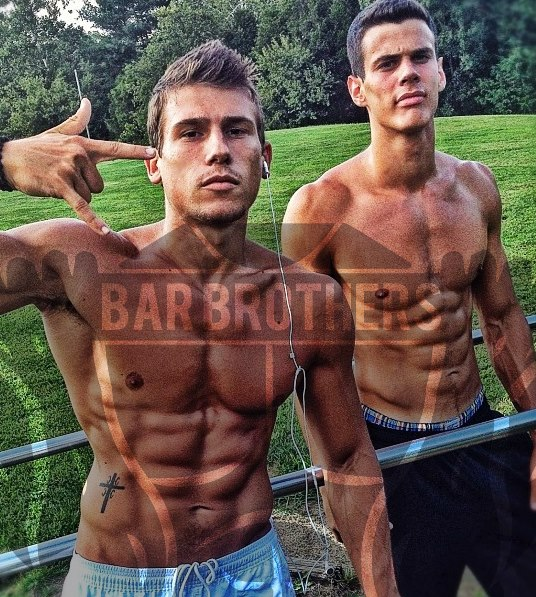 Calisthenics: The Bar Brothers Is A Calisthenics Workout Team Who Uses