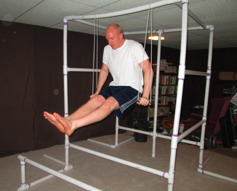 Gym Equipment: Homemade Equipment Gym