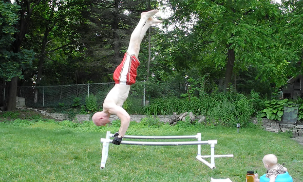 My Vision for the Future of Calisthenics