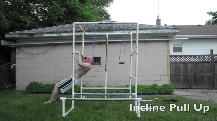 27 Different Types of Pull Ups on my PVC Home Gym