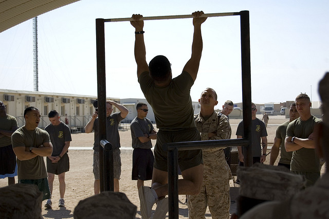 chin ups for biceps