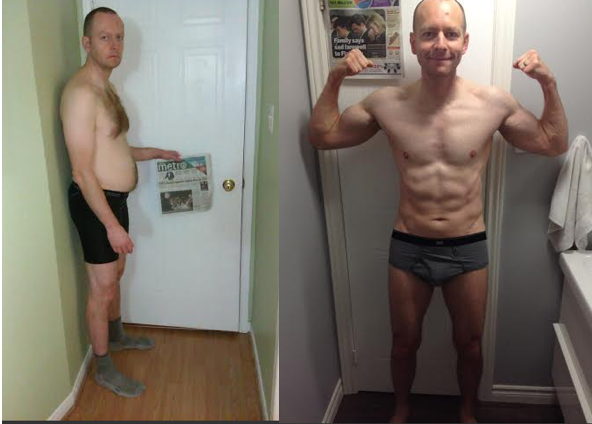 Meet Mark and Learn From His 12 Week Ultimate Transformation