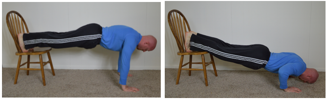 Lowering your feet a bit will switch the angle from super high on your chest to a bit more mid range.