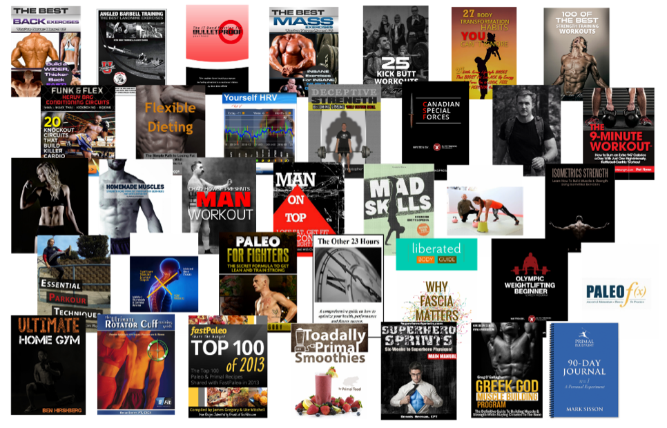 Muscle Collective ebooks