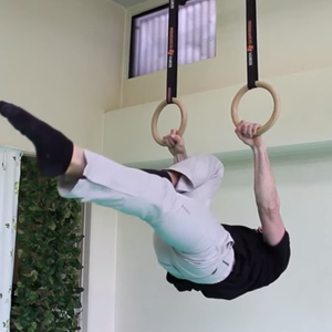Can Opener front lever progression